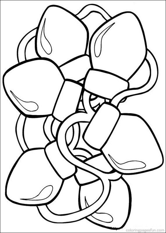 Christmas Coloring Pages 15 | Xmas Coloring Pages | Pinterest ...