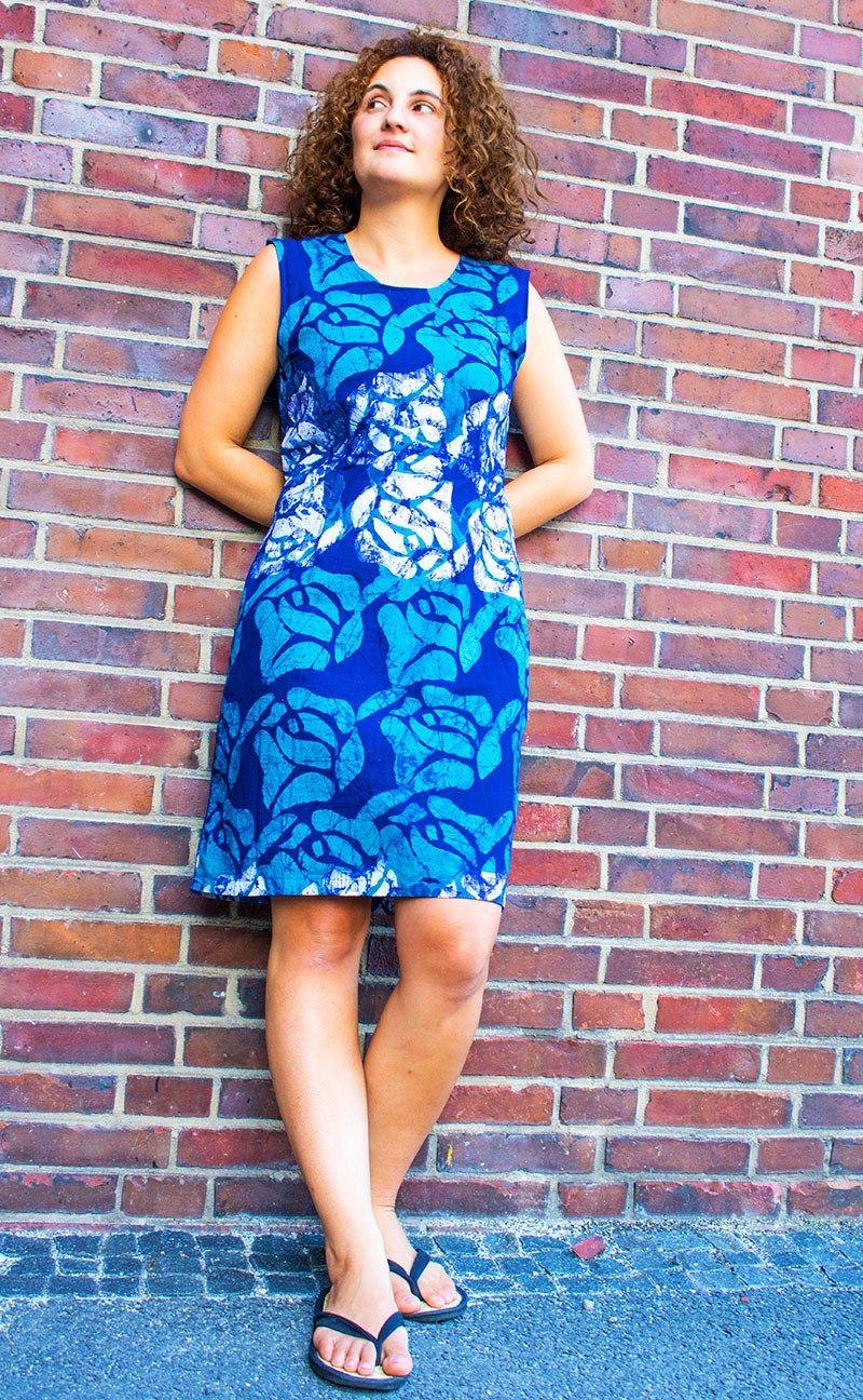 Sew-Along - Sommerkleid Cleo Gr. 36-46 als Freebook ...