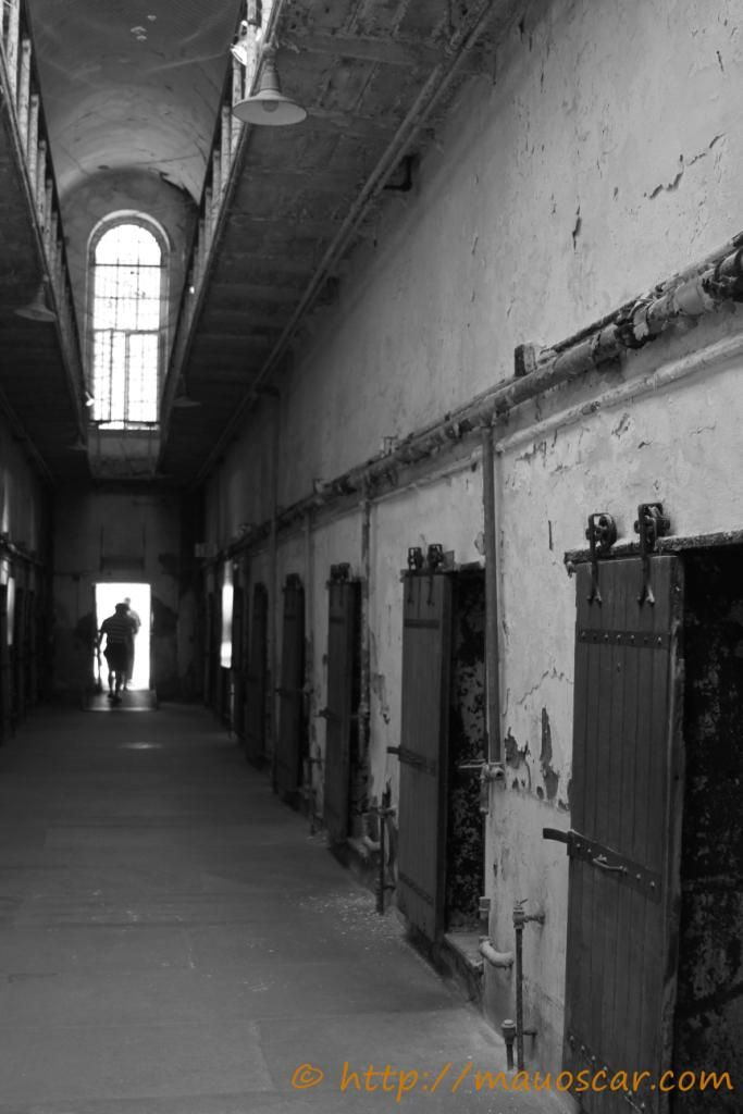 Eastern State Penitentiary Prisao