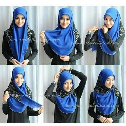Pin By Diana Sefiani On Hijab Pinterest Hijabs Gaya Hijab And Muslim Fashion