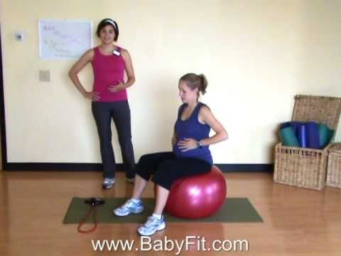 pin on exercise while pregnant