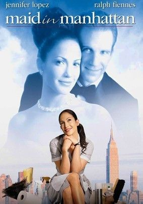 Maid In Manhattan Filmes Filmes Romanticos Cartaz De Filme
