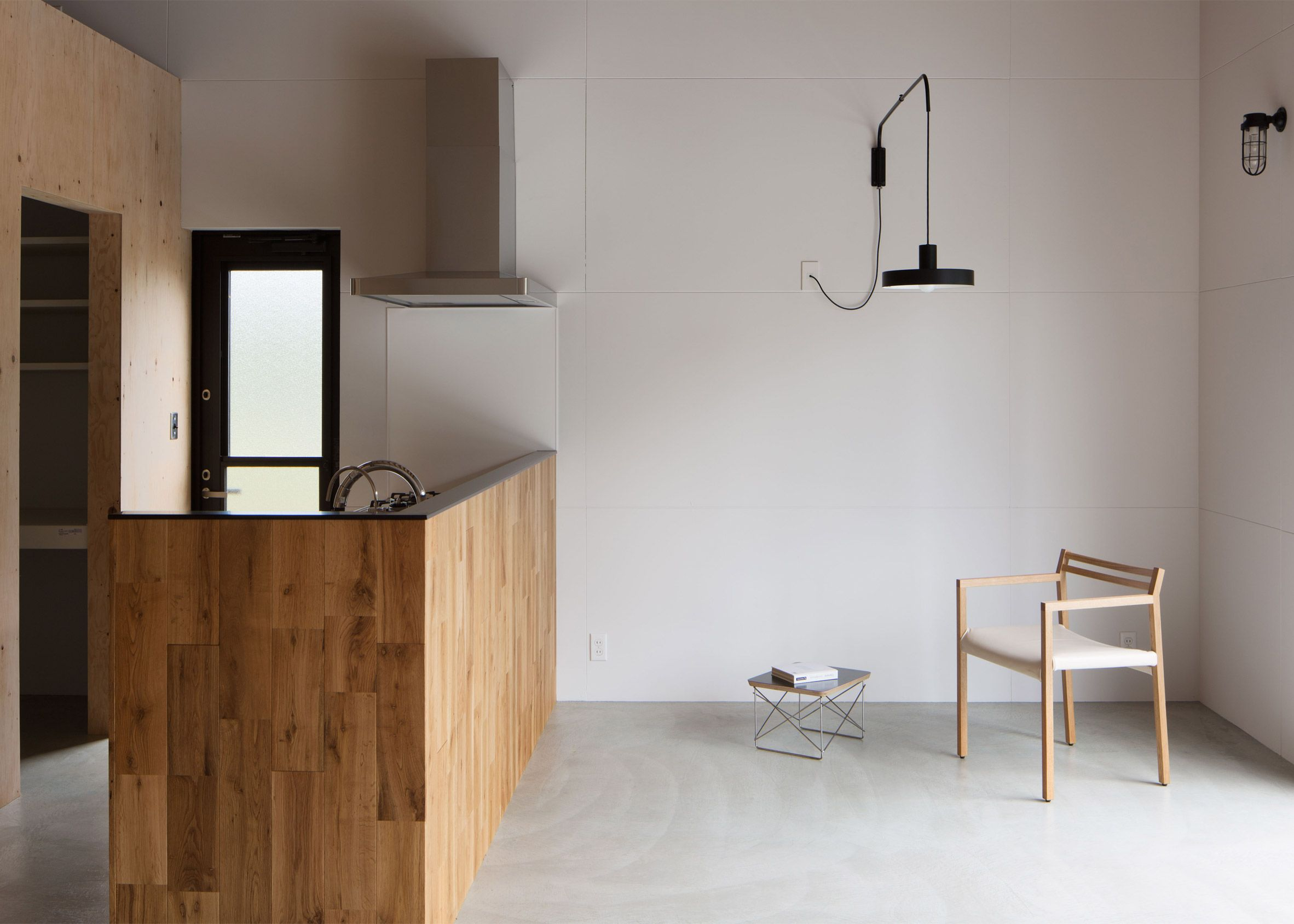 Japanese Studio Capd Has Used Large Wooden Boxes To Created