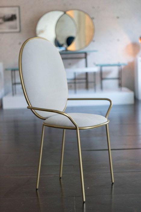 Nika Zupanc | stay dining chair | dezeen