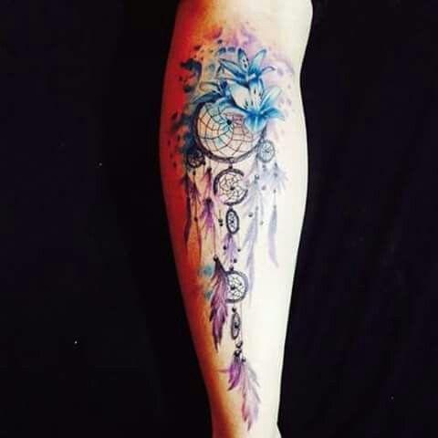Atrapa Suenos Dream Catcher Tattoo Design Feather Tattoos Dream Catcher Tattoo