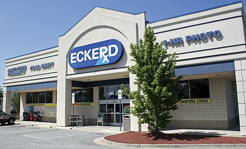 Eckerd drug store -- In SC in the 1970s and 1980s before there was ...