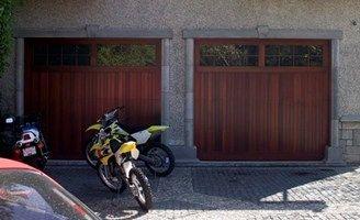 2016 Wood Garage Door Prices | Cost To Install A Wooden Garage