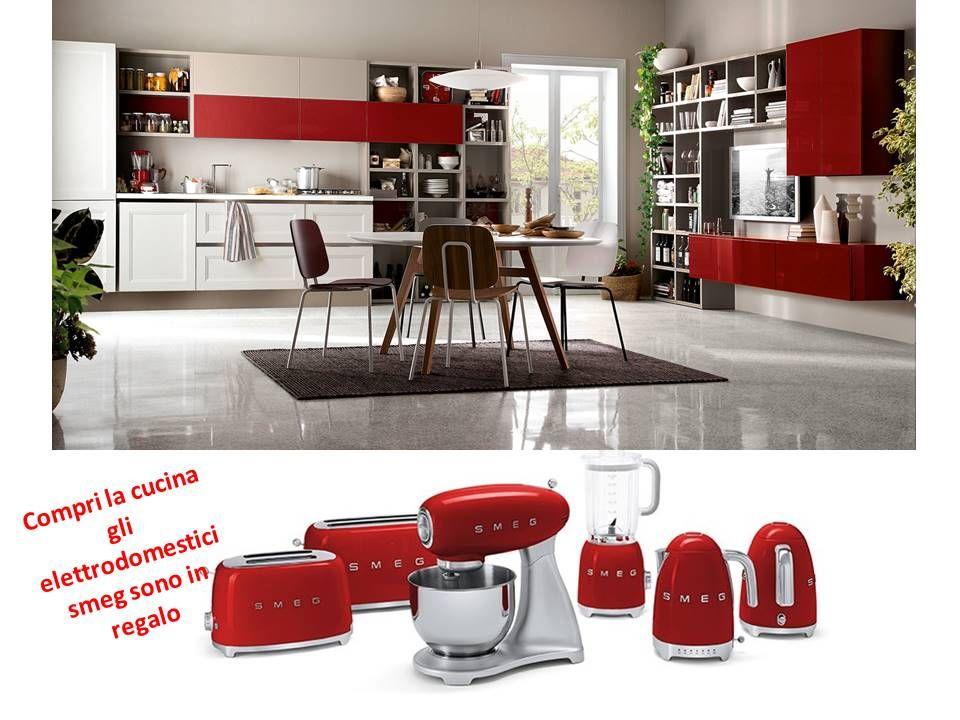 Promo Veneta Cucine e Smeg | piccoli elettrodomestici | Pinterest