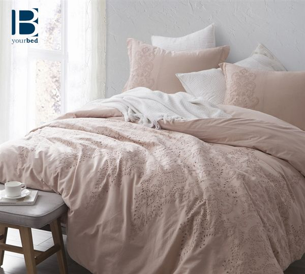 B E A Utiful This Gorgeous Pink Comforter Is Certainly A