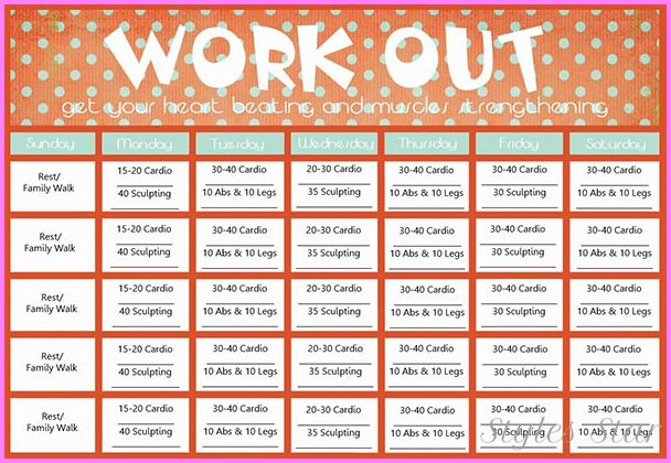 nice Create your own exercise plan Stars Style Pinterest