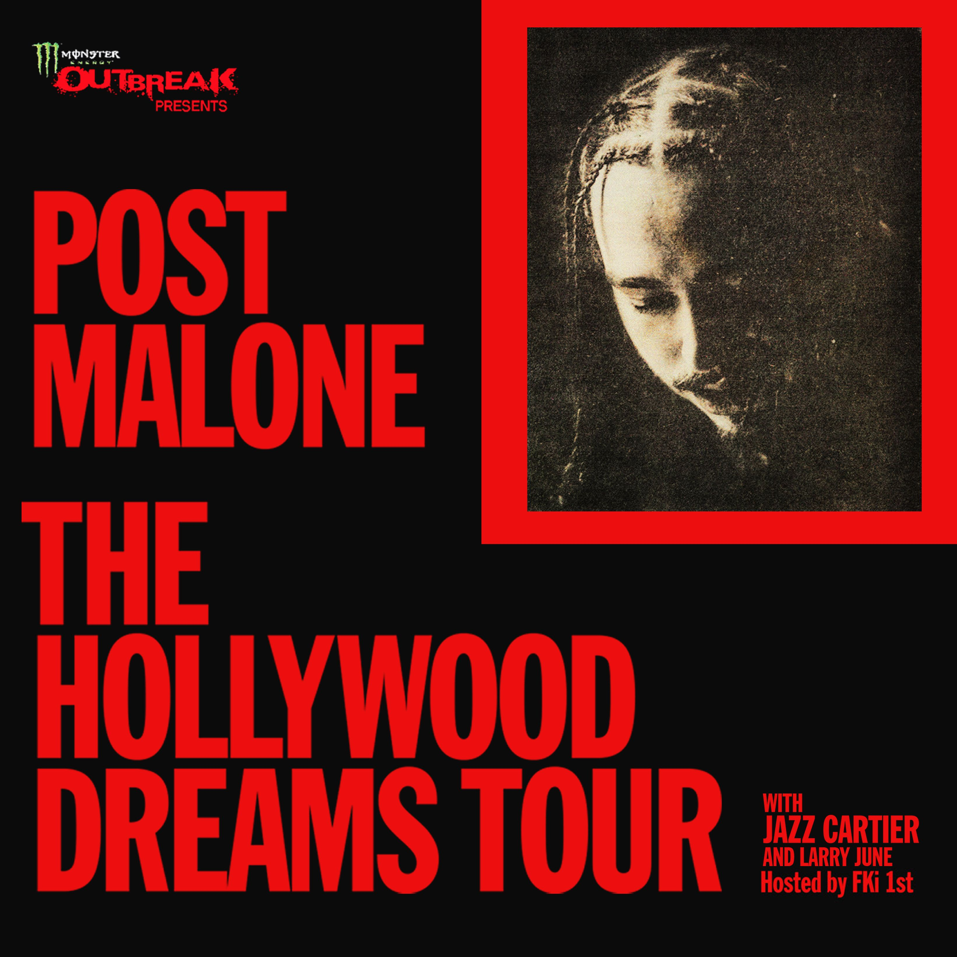 Post Malone Concert: Post Malone Is Getting Ready For The Hollywood