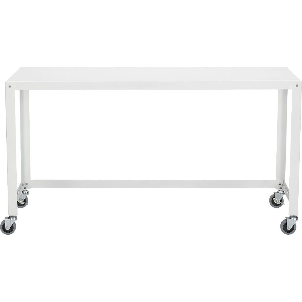 Glass console table with shelf gocartconsolewhites  molly  pinterest  organizing