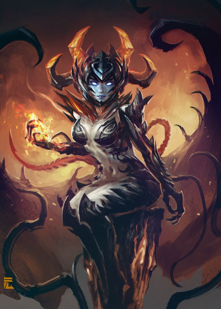 I have tried hard to seek the minute hope but the meaning of living on has never been found in - Hot demon women ...