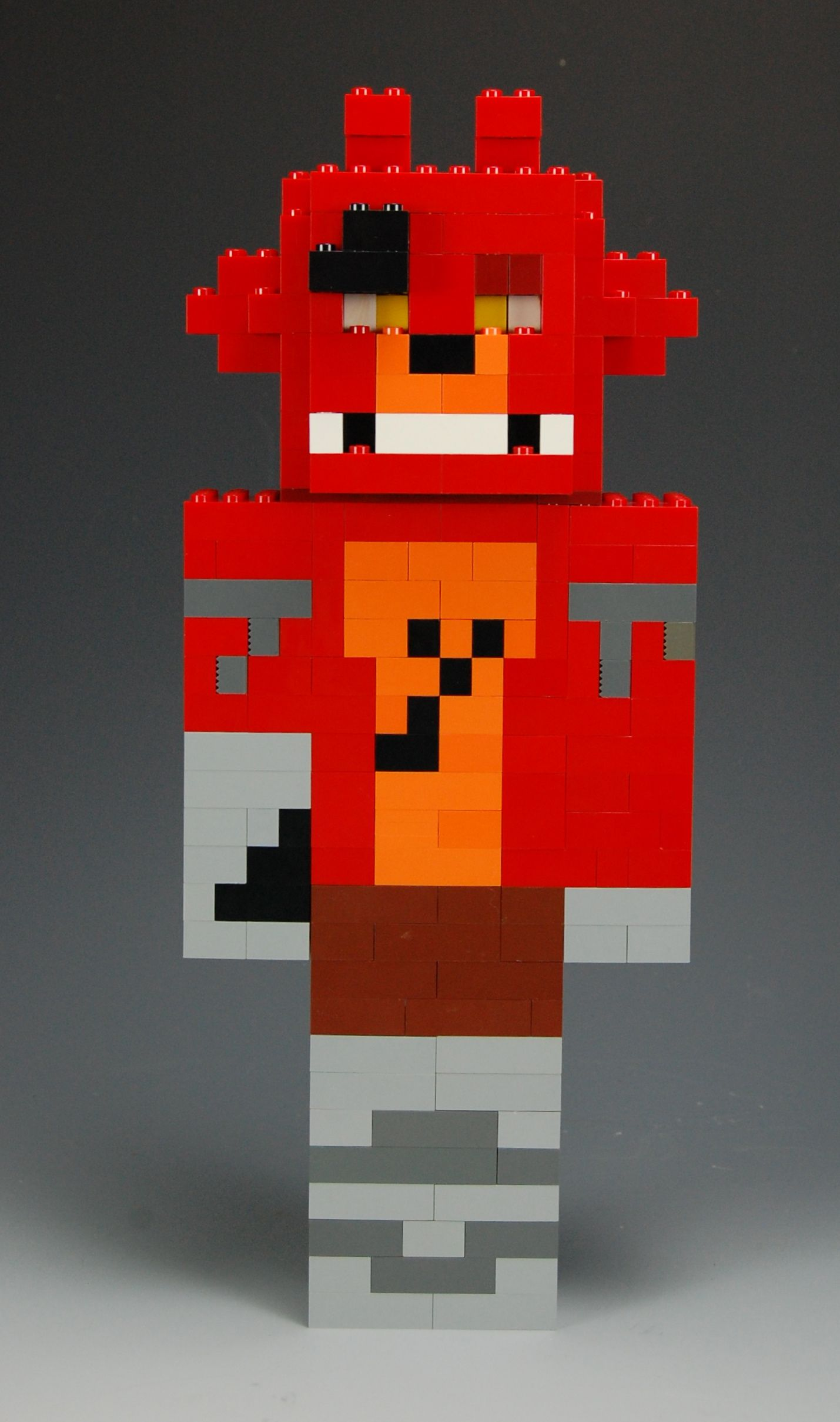 Foxy From Five Nights At Freddy S Custom Creation By