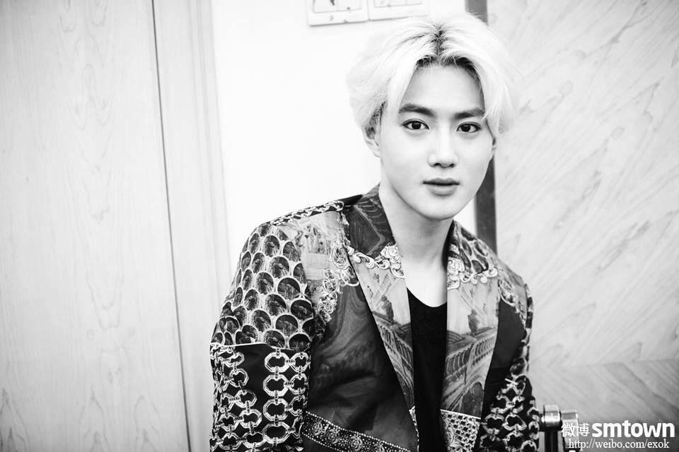 handsome leader suho ♡ #exo