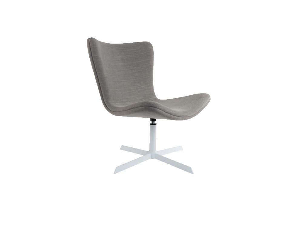 Stoel kjell van zuiver in de kleur grijs trendy stoelen
