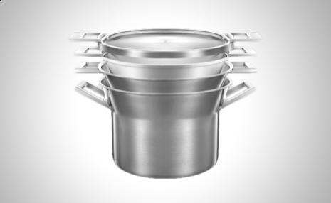 Set cocción Artic acero inoxidable, innnovacion en tecnología y diseño http:///www.doferta.com