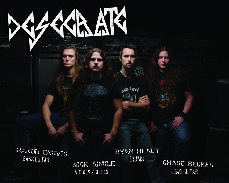 Desecrate 2013