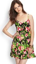 FOREVER 21 Dropwaisted Cami Dress