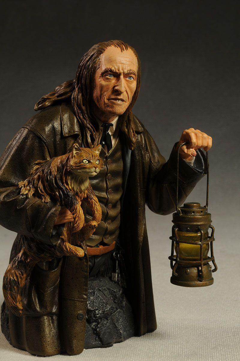 Gentle Giant Harry Potter Argus Filch Mini Bust Harry Potter Potter Gentle Giant