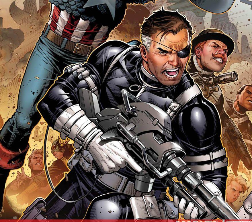 Col. Fury
