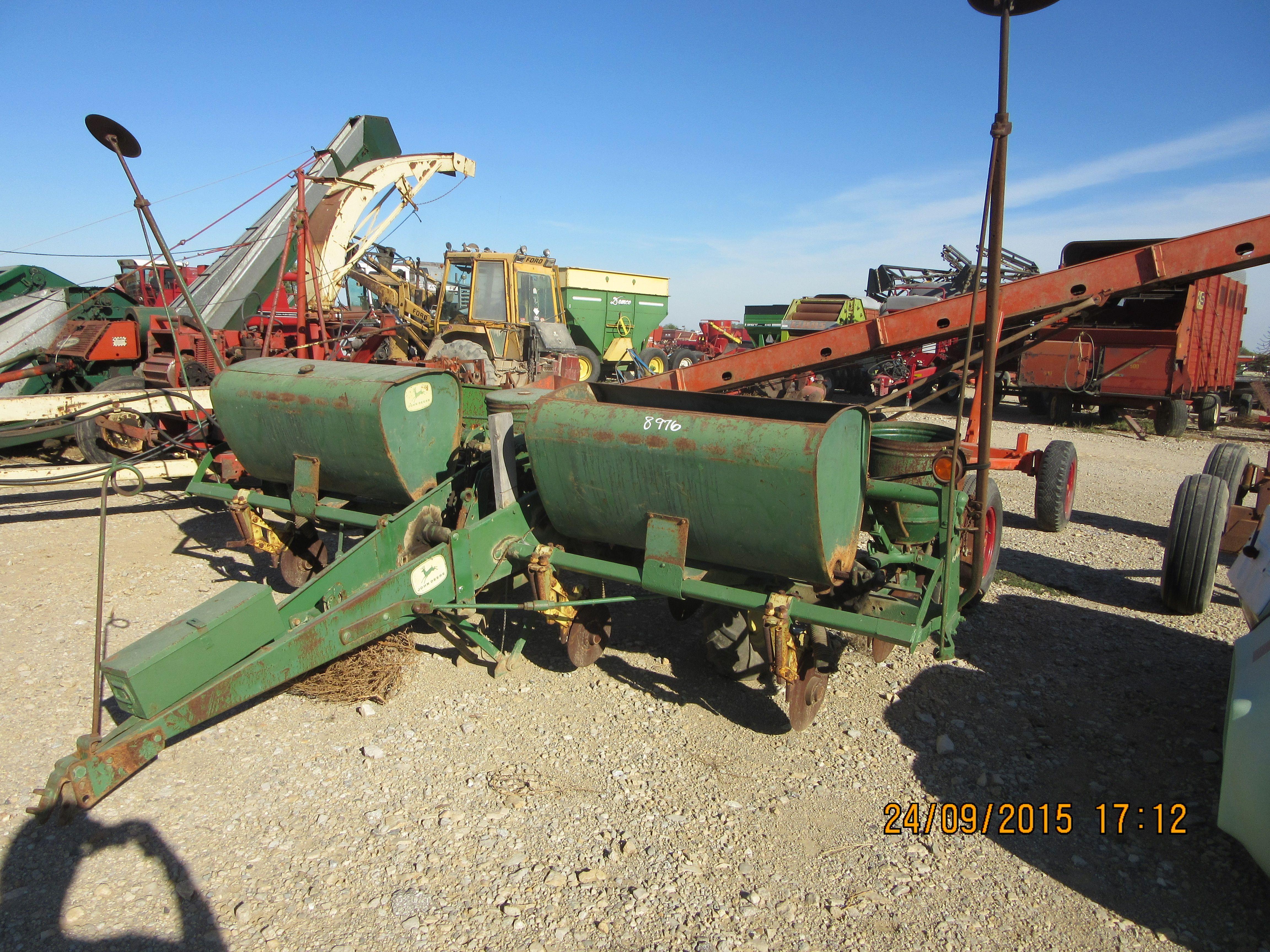4 Row John Deere 494a Corn Planter John Deere Equipment