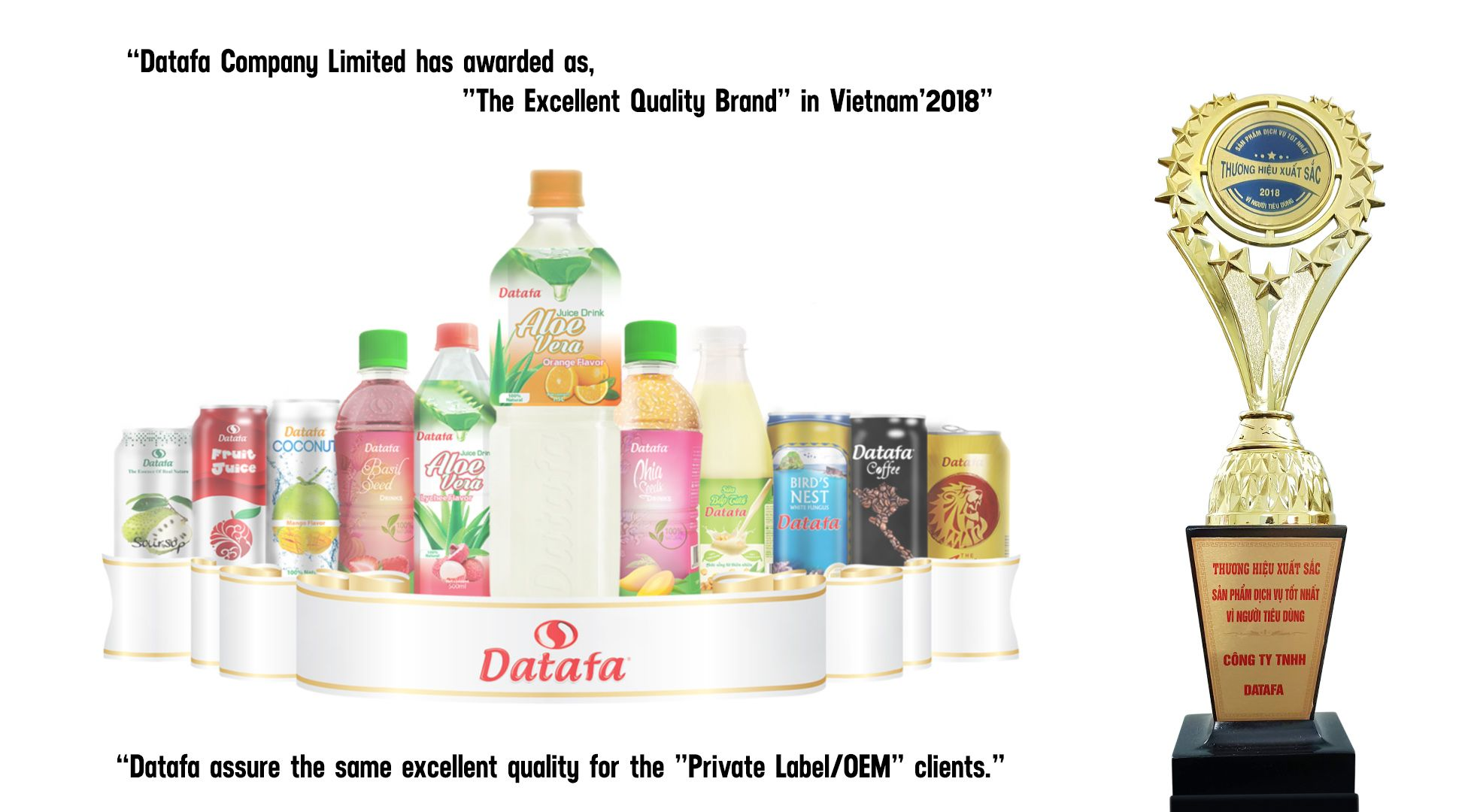 Datafa Assures The Excellent Quality Nfc Juices For Private Label Oem Clients For Business Contact Internationa Private Label Private Types Of Packaging