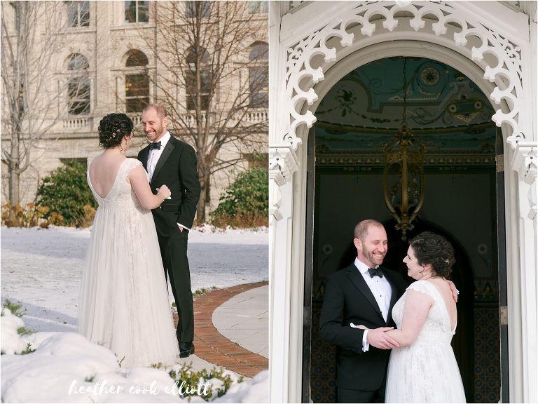 Wisconsin Club Wedding Wedding First Look Wedding Wisconsin Wedding