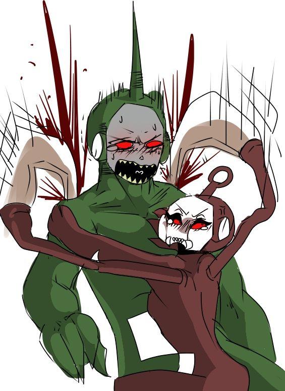 Over Protection Gone Wrong Xd Desenhos Monstros Lurdes