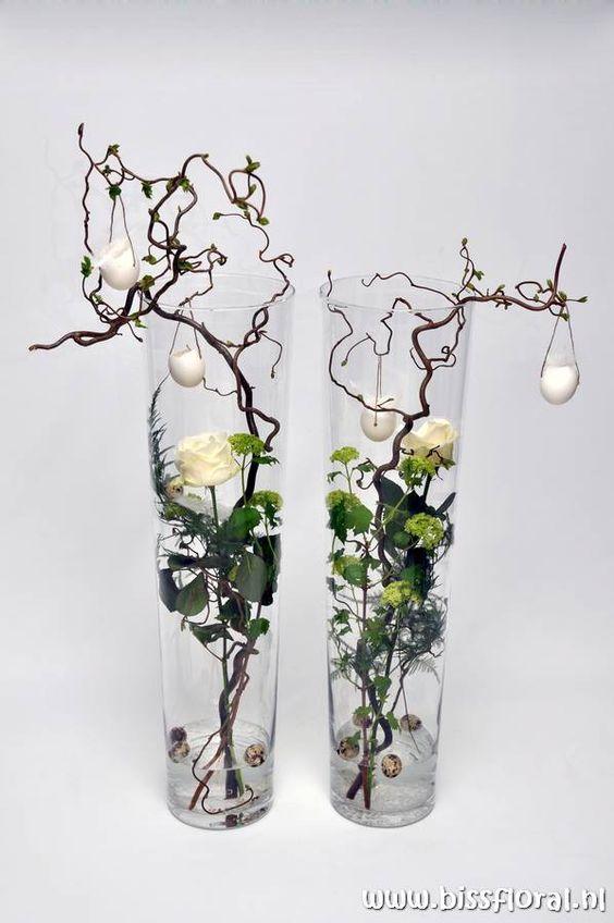 Pin Van Kayleigh Martens Op Flowers Paasdecoratie Vaas Decoraties Vaas Ideeen