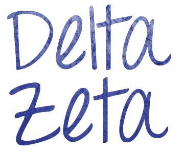 Delta Zeta | GREEK SHOW 2020 - YouTube