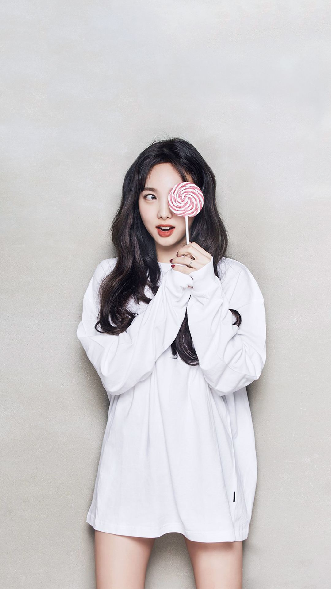 iPhone Wallpapers HD from Uploaded by user,  Nayeon Twice x OhBoy!  #TWICE #트와이스 #OhBoy #오보이 #Nayeon
