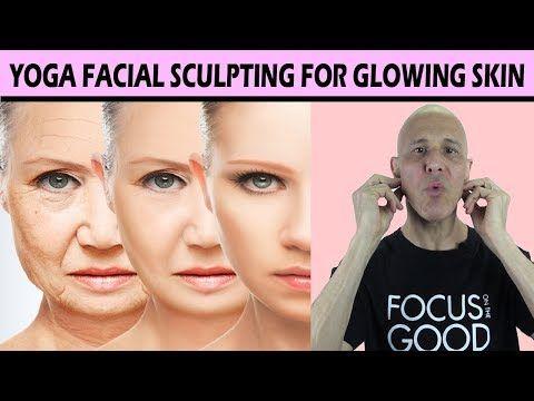 yoga facial sculpting for glowing skin  dr alan mandell
