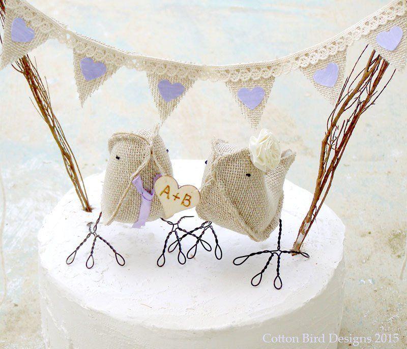 Burlap wedding ideas 50 best handmade wedding finds