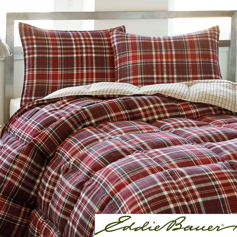 bed bauer down fill white eddie bedding comforter power