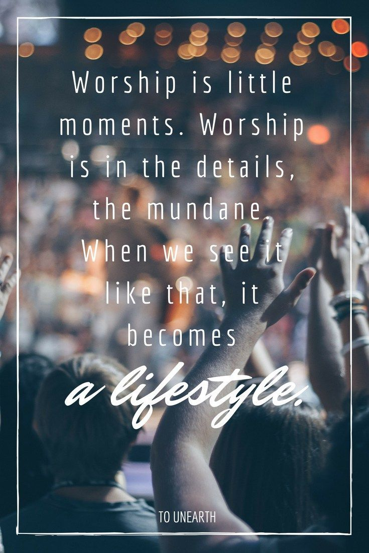 Worship: How to Get Motivated in the Mundane (Gues