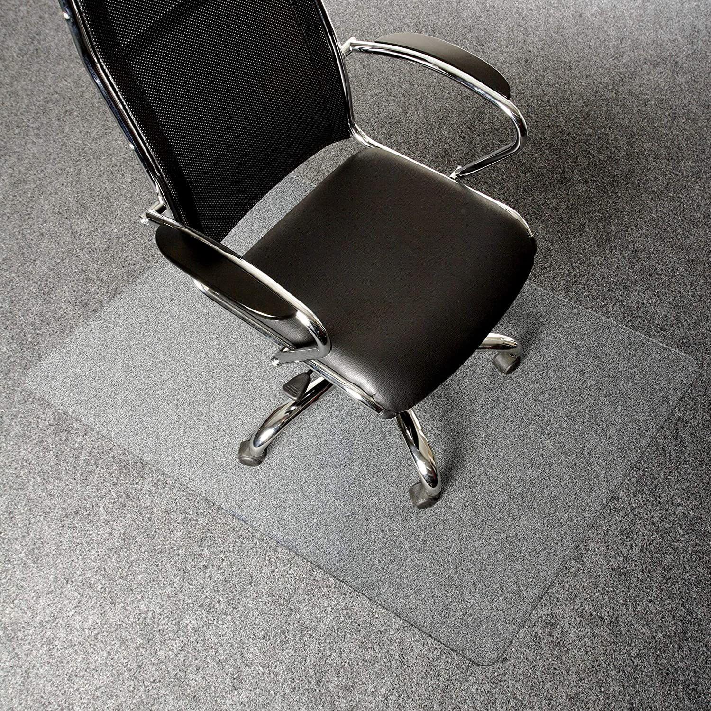 Amazonbasics Polycarbonate Office Carpet Chair Mat For Thick Carpets 35 X 47 Chair Mats Office Carpet Cool Chairs Chair mats for high pile carpet