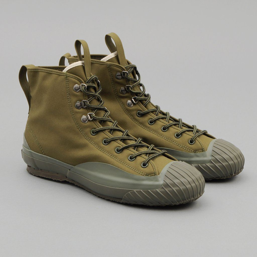 All-Weather High Tops,