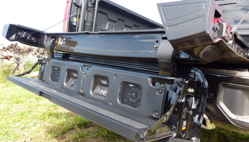 The 2019 Gmc Sierra S Six Way Multipro Tailgate Is A Great