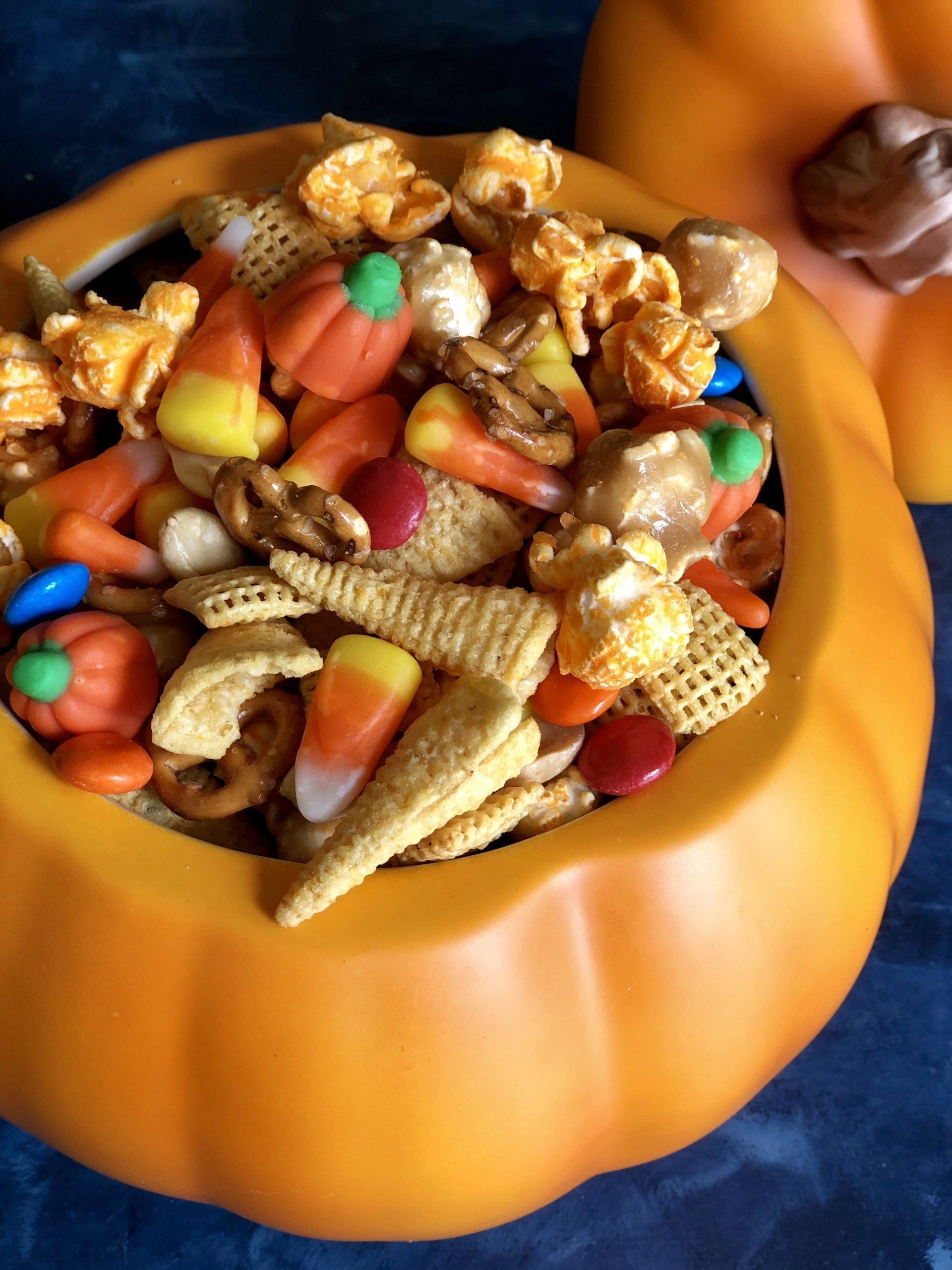 Fall Harvest Snack Mix
