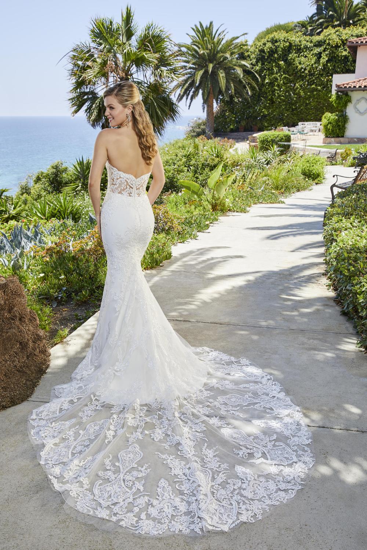 Casablanca Bridal 2404 in 2020 Bridal dresses, Strapless