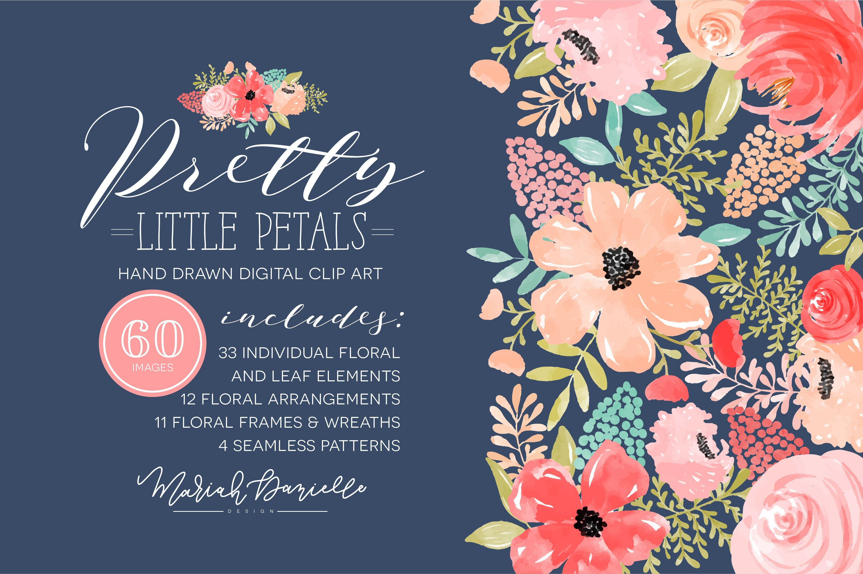 Floral watercolor clipart flower clipart flower bouquet clip art floral watercolor clipart flower clipart flower bouquet clip art pink peach flowers hand painted watercolor florals izmirmasajfo