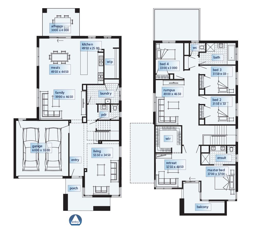 Home Design By Simonds Homes   VIC In VIC , Harcrest