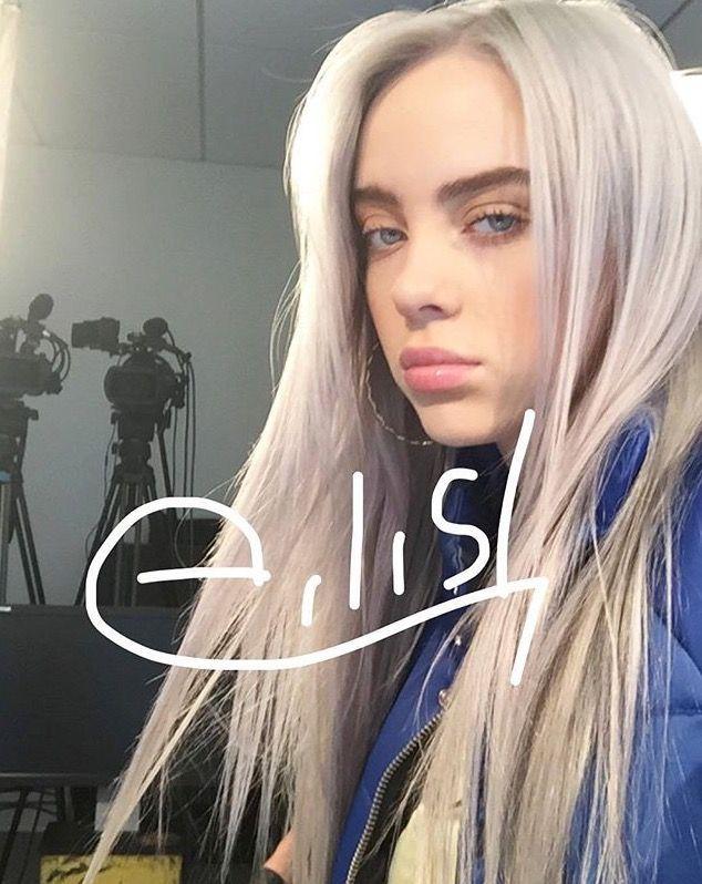 Cute Billi Wallpaper Hsilie Eilish Billie Eilish Billie Eilish Singer
