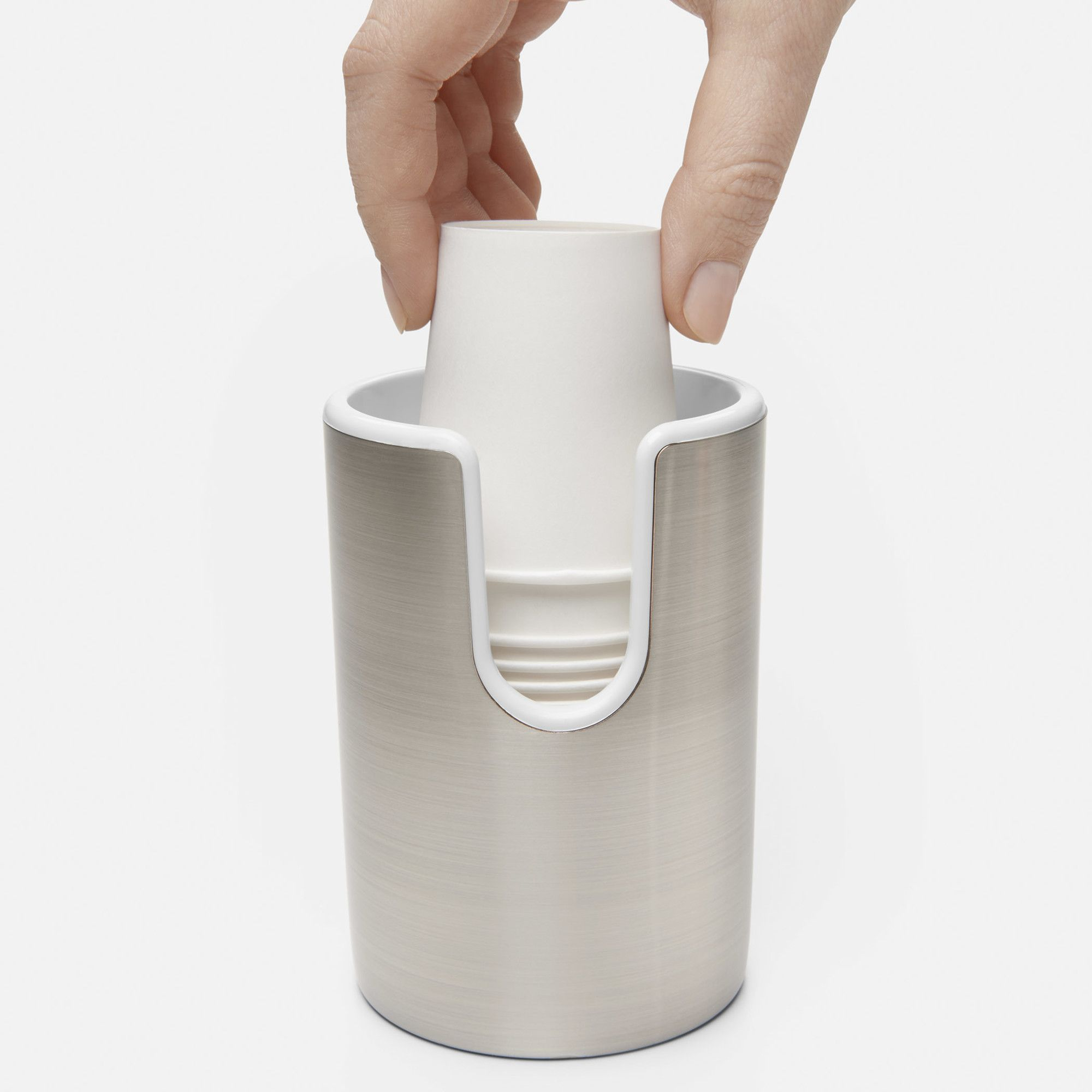 Oxo Good Grips Paper Rinse Cup Dispenser Paper Cup Design Good