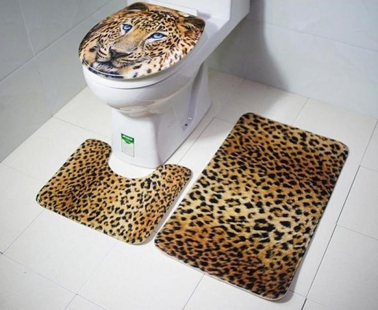Best Leopard Bathroom Accessories Ideas In 2019
