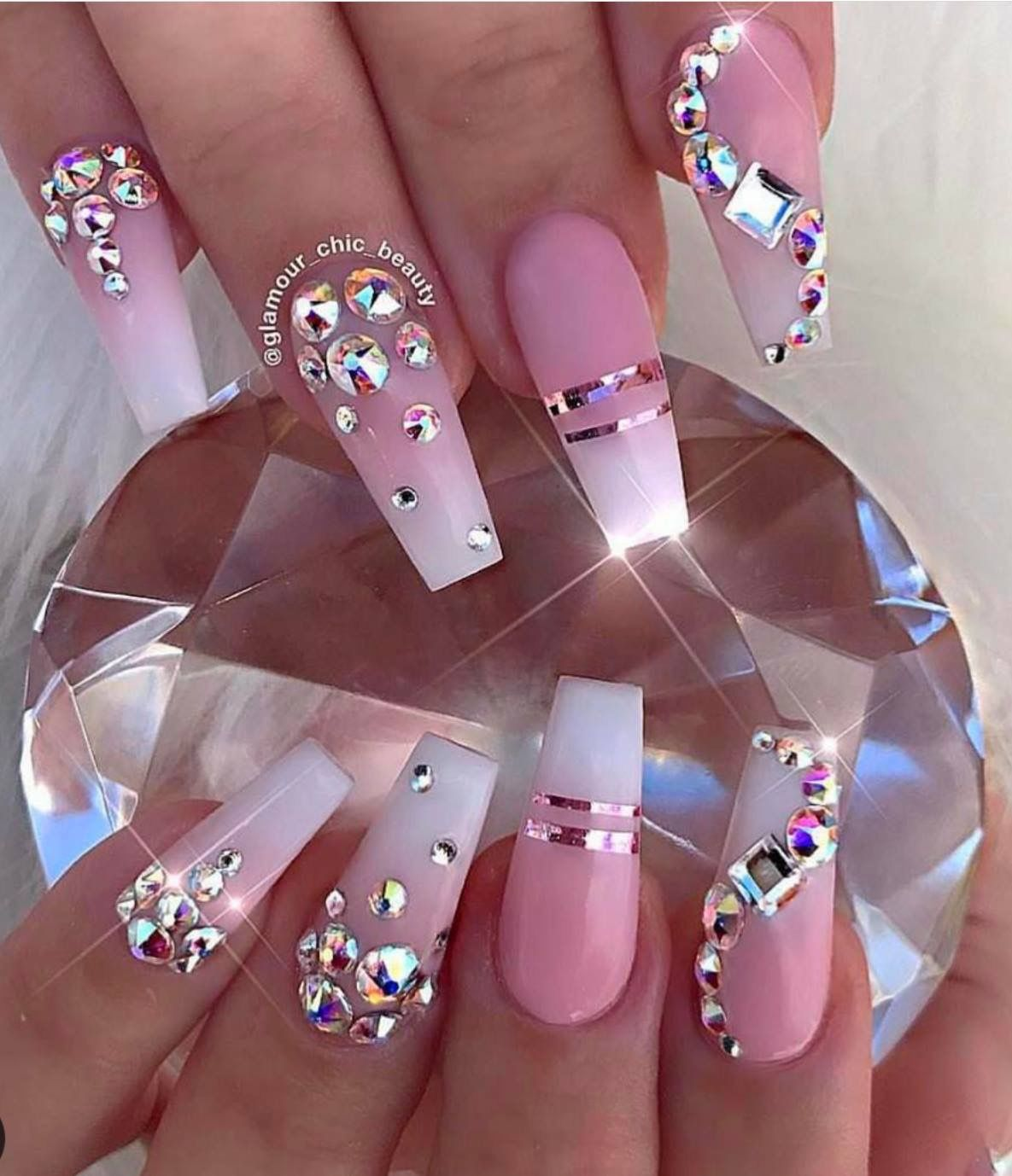 Pin by Queen C on NAILS | Pinterest | Nail nail, Designer nails and ...