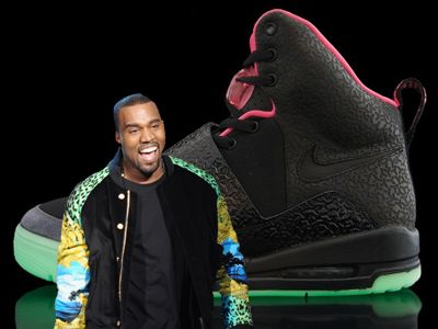 WHOA: Kanye West's Nike Air Yeezy 2 Sneakers Are Selling For Over $90,000