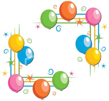 download vector about balloon border clip art item 5 vector magz com rh pinterest ca hot air balloon border clip art birthday balloon border clip art