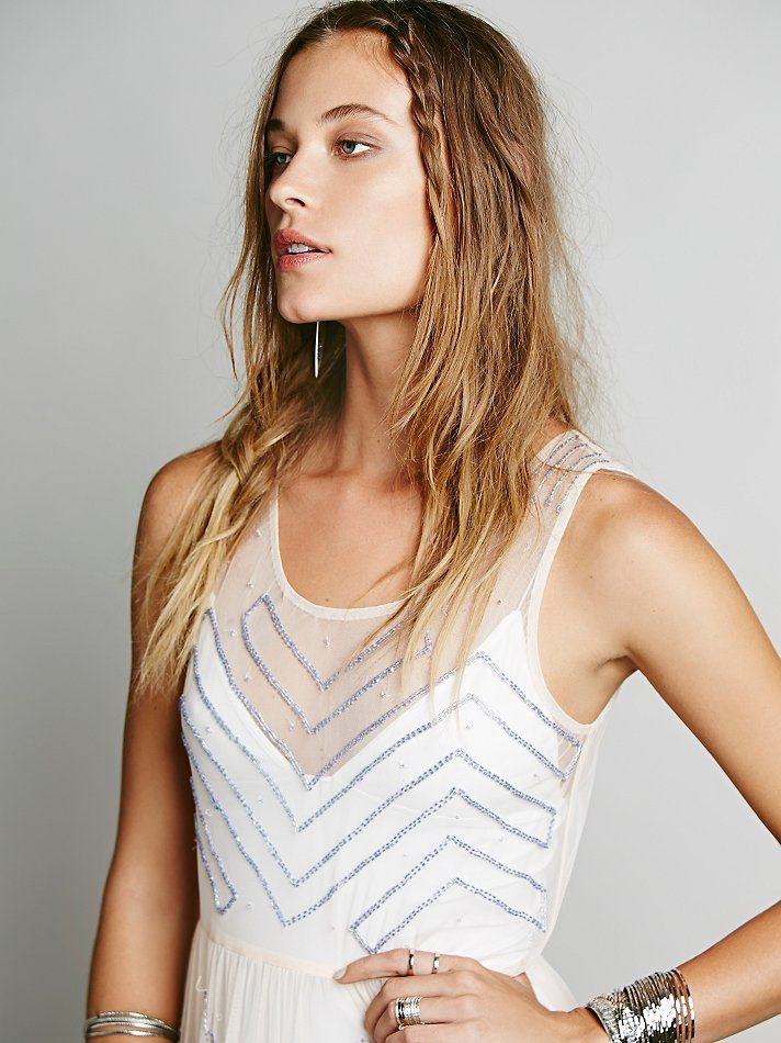 Intimately Embellished Slip at Free People Clothing Boutique